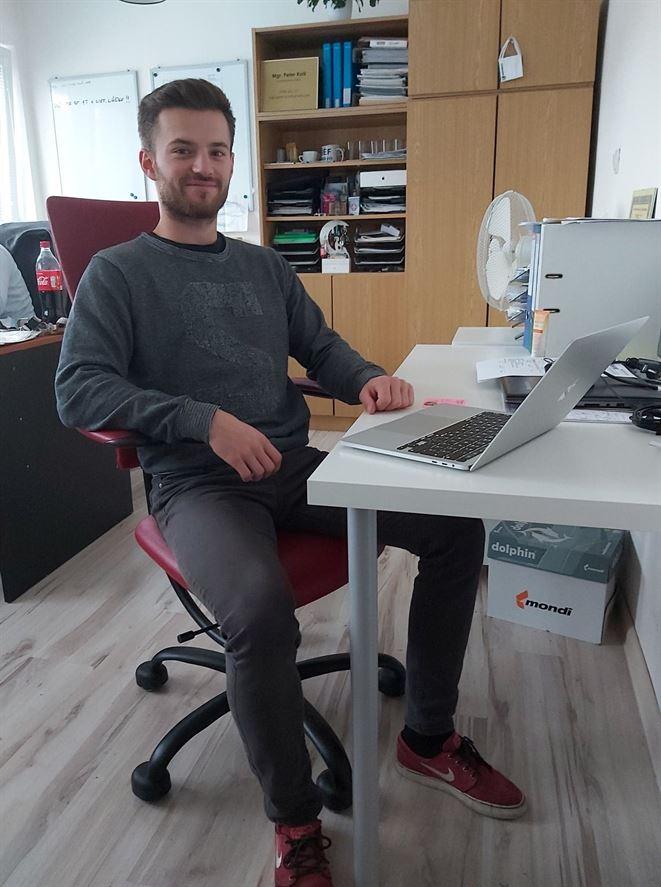 Matúš - manažér operatívy UNICARBACK