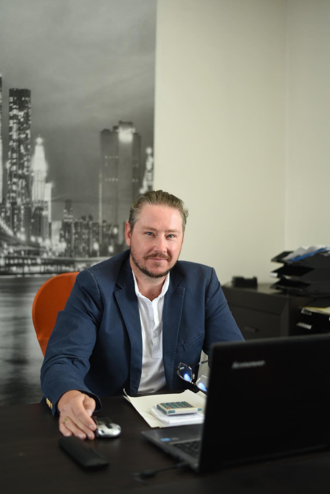 martin novak unicarback CEO