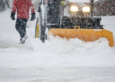 unicarback odhrn snehu zimna udrzba winter maintenance odhrabavanie snehu 1