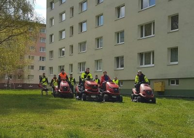 Unicarback - kosenie SNP Považská Bystrica
