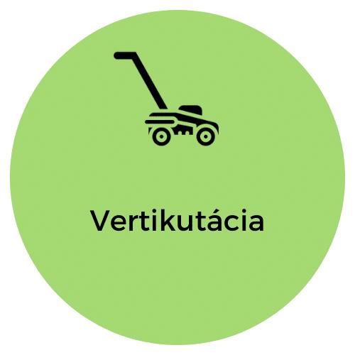 Unicarback vertikutacia